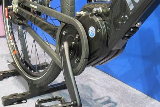 visiobike electric bike motor