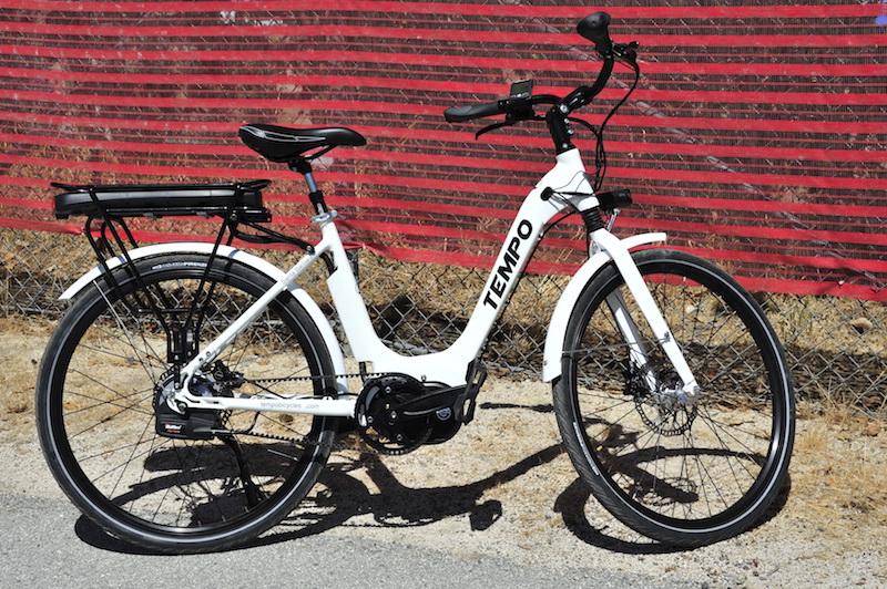 Tempo Bicycles Santa Barbara electric bike