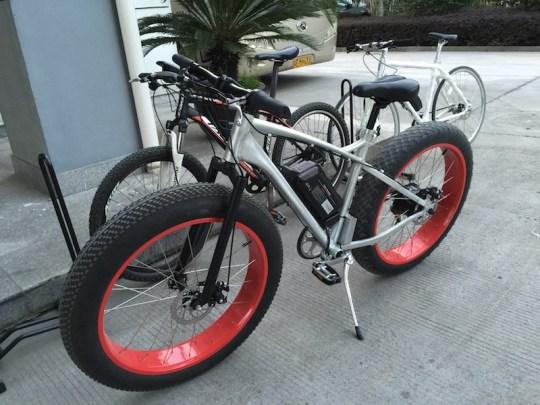 bafang motor fat bike