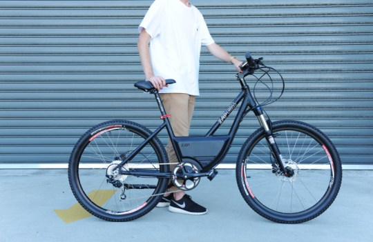 Zap Cross electric bike