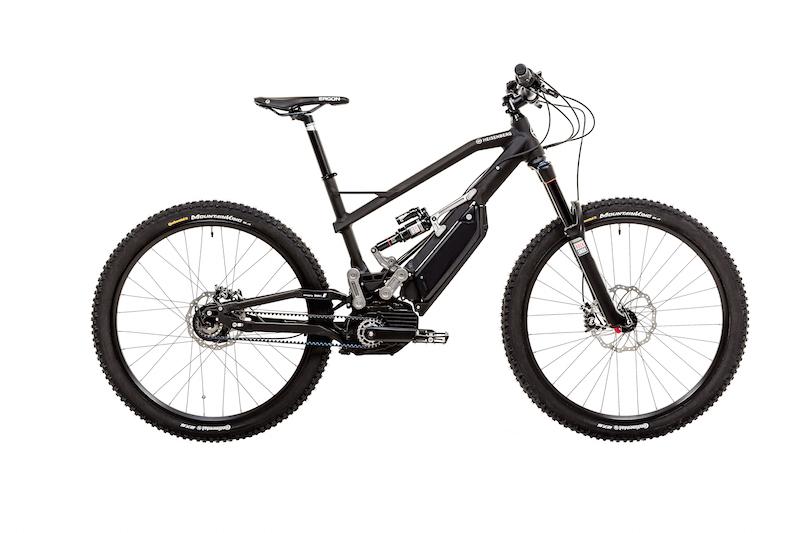 Heisenburg electric bike XF1_Fully 1