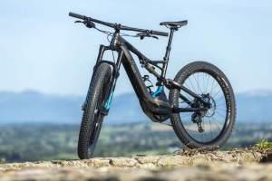Specialized Levo electric mountain bike fat tire