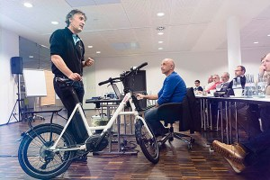 Bosch e-bike training