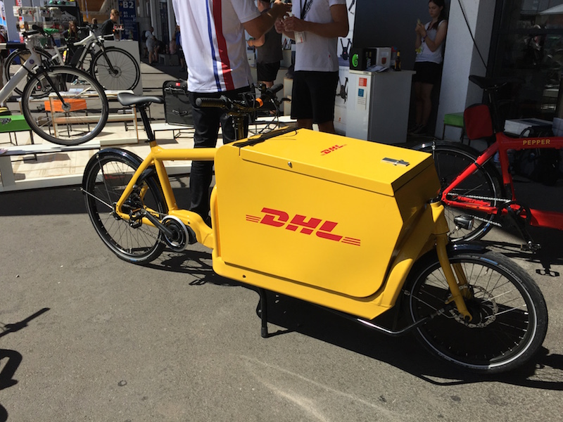 E-Bike Report from Eurobike: Cargo, All Wheel Drive, & Mid Drives