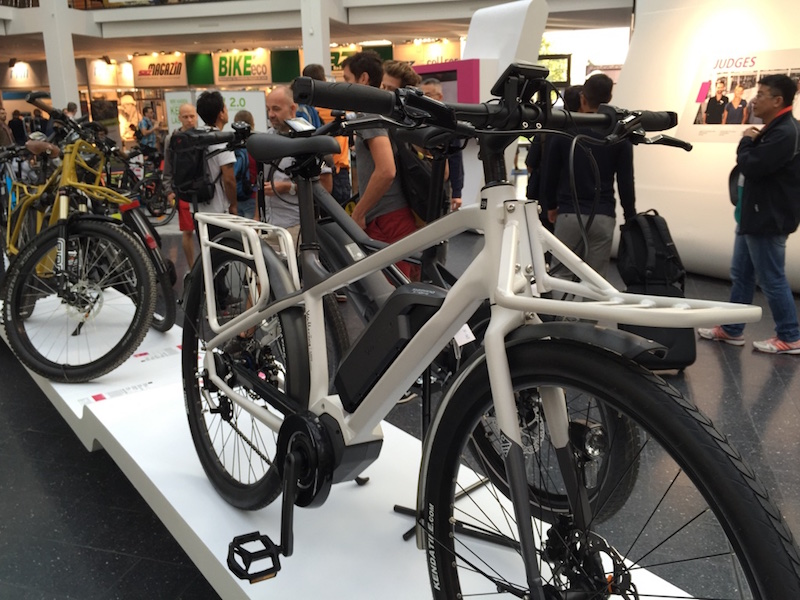 Wallerang at Eurobike