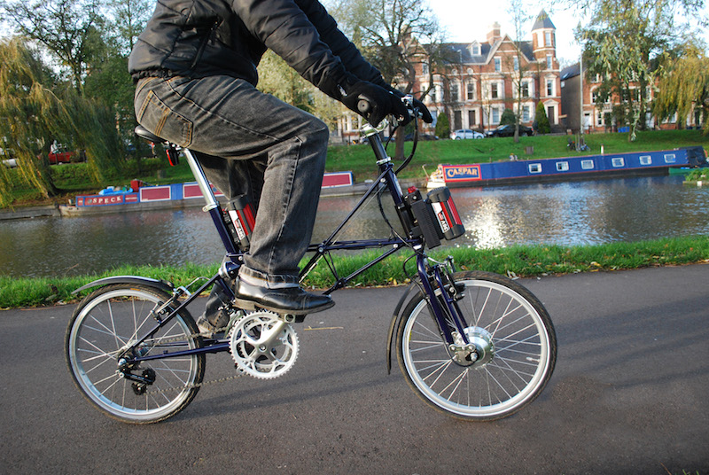 Arcc E Pod Moulton Electric Bike Review A British