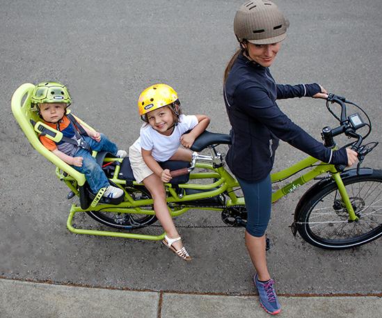 Yuba electric cargo bike