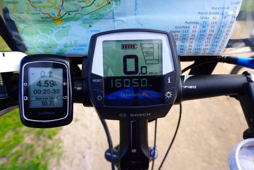 E Bike Cycle Tourists Set New World E Bike Long Distance Record