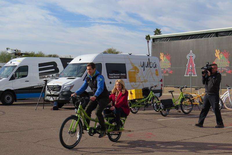 Phoenix Electric Bike Expo Lots Of Ebike Smiles Videos