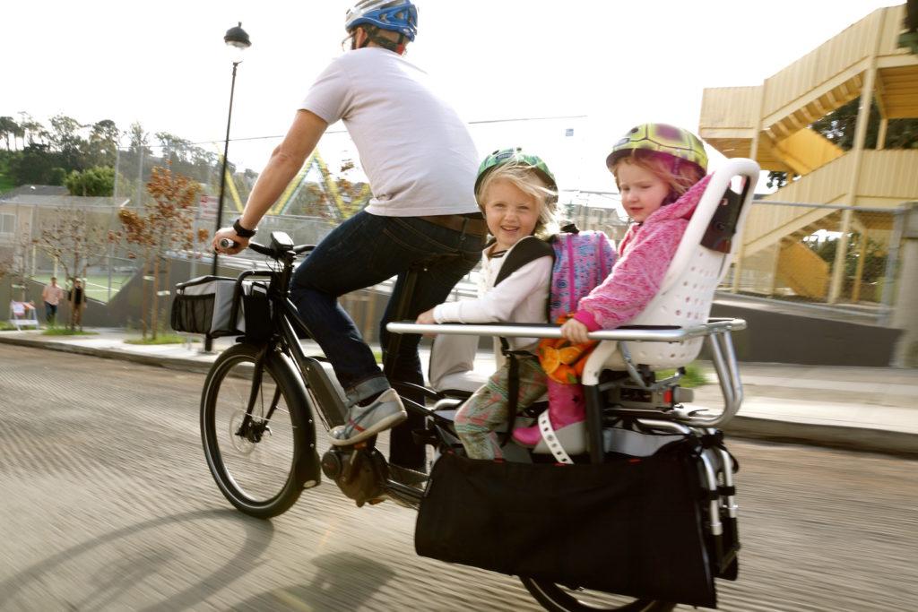 xtracycle electric cargo bike
