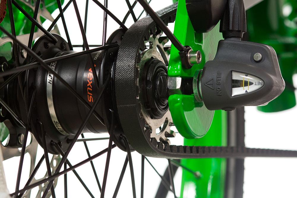 Pedego Latch electric bike belt