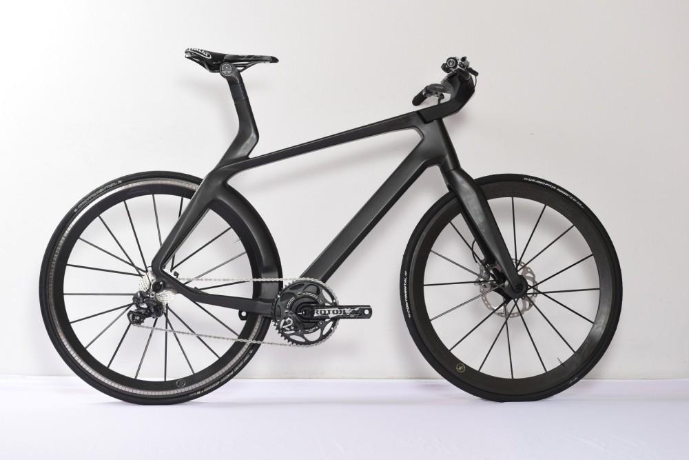 Lightweight maglev electric bike