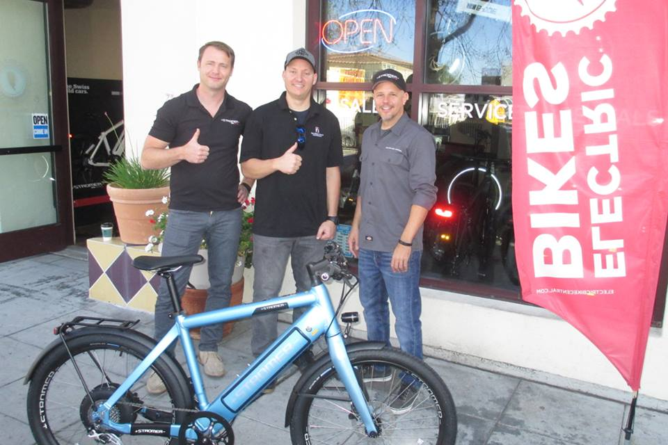 stromer electric bike winner 1