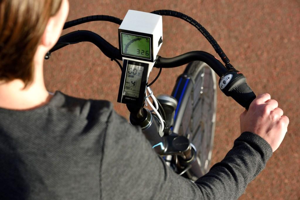 Dutch Solar Cycle, prototype zonnefiets, Solar Application Lab, TU Eindhoven