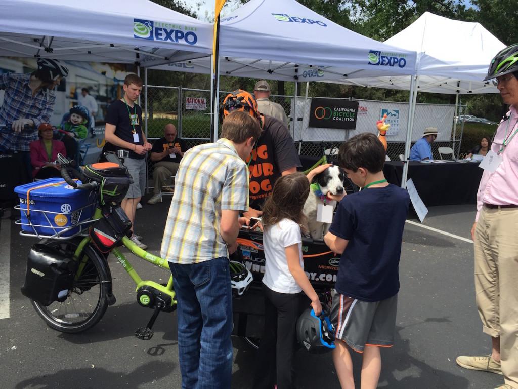 elecric bike expo palo alto 13