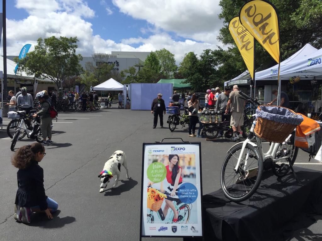 elecric bike expo palo alto 15