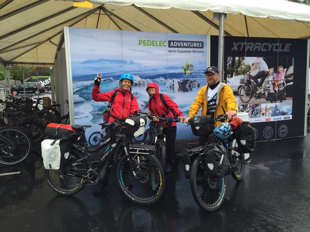 elecric bike expo palo alto 2
