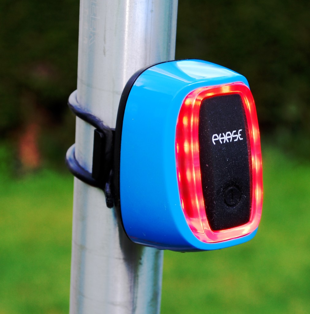 Lightrider Phase motion activated rear light