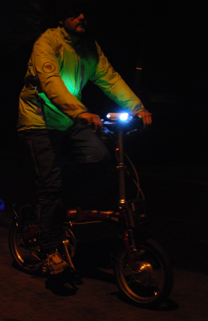 Lightrider in action