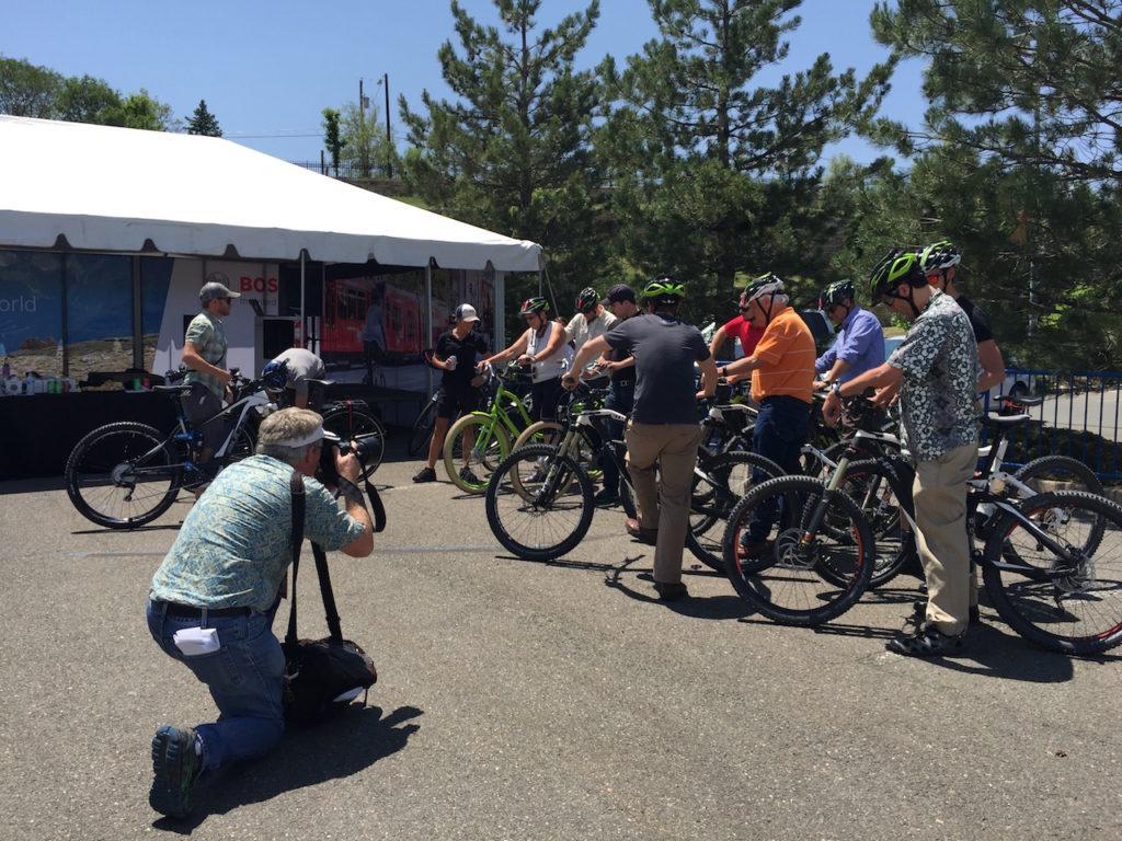 Denver Electric Bike Expo 1