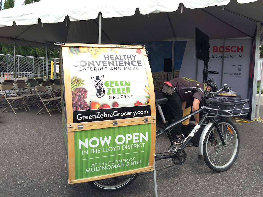 Portland Electric Bike Expo 1