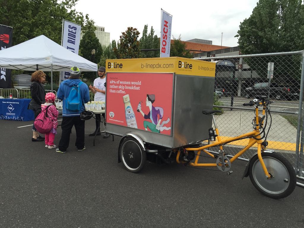 Portland Electric Bike Expo 17