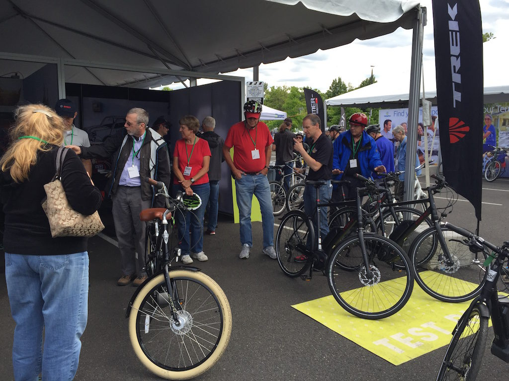 Portland Electric Bike Expo 9
