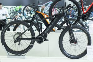 Bulls-E Core Di2 FS 275 Plus electric mountain bike