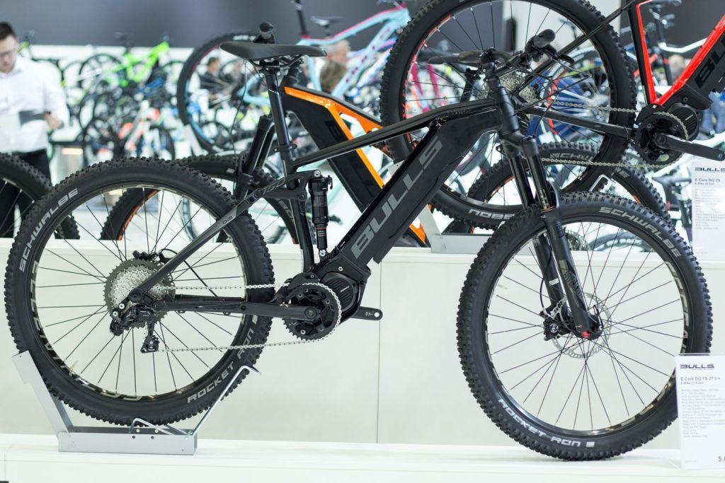 Bulls-E Core Di2 FS 275 Plus electric mountain bike