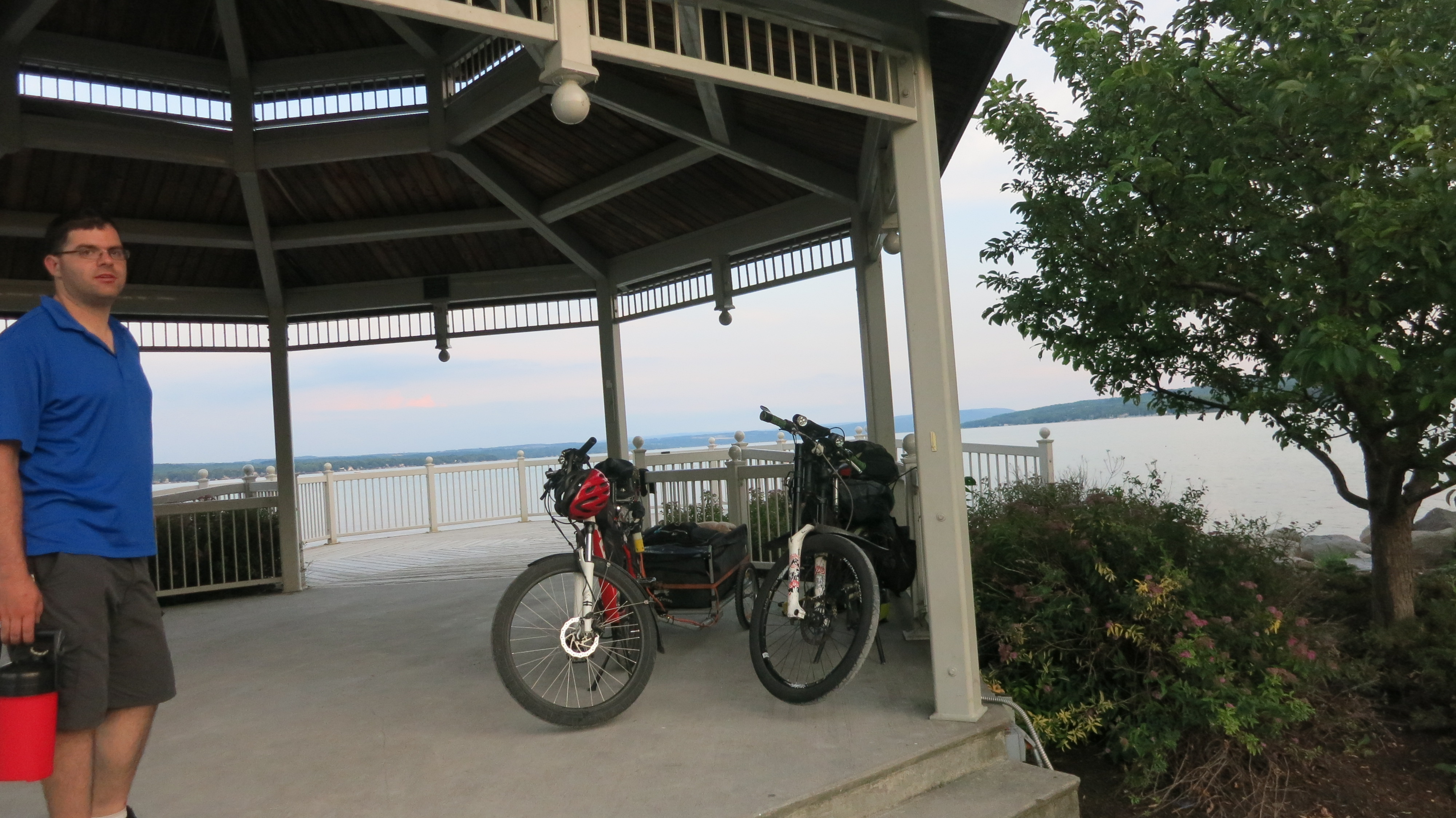 A Short Weekend Electric Bike Tour of the Finger Lakes [VIDEO