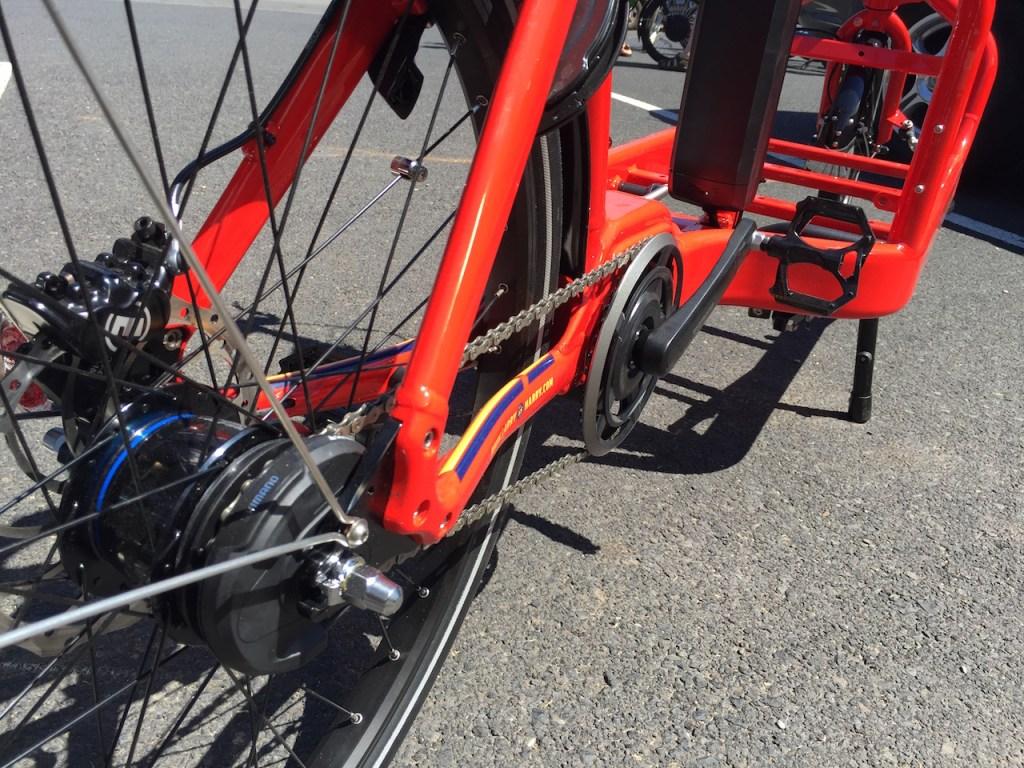 bullitt electric cargo bike shimano steps di2