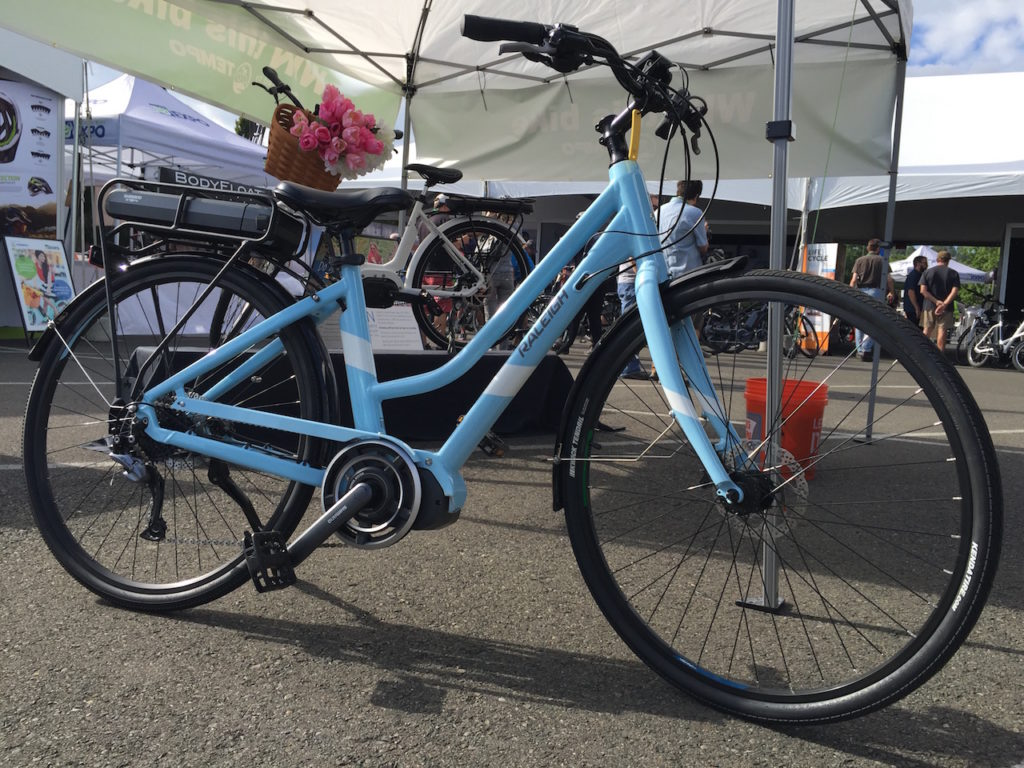 raleigh detour electric bike 2