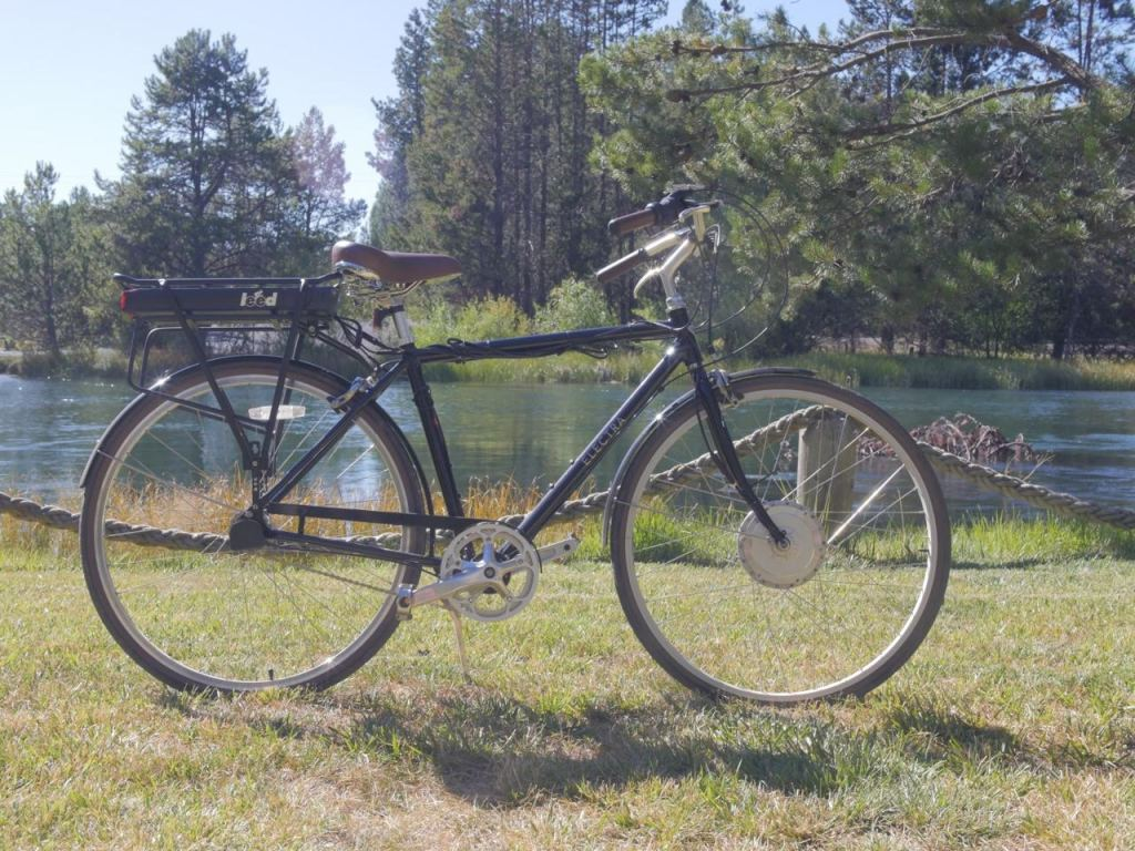 Leed 500 watt electric bike kit review