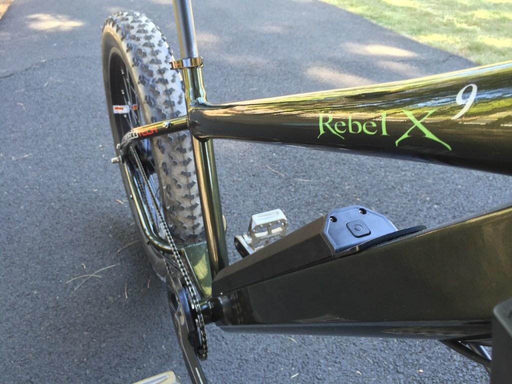 prodecotech rebel x9 frame