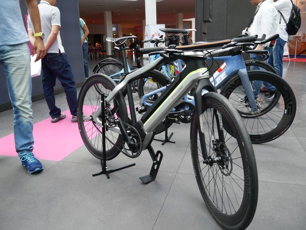 Pininfarina Evoluzione electric bike