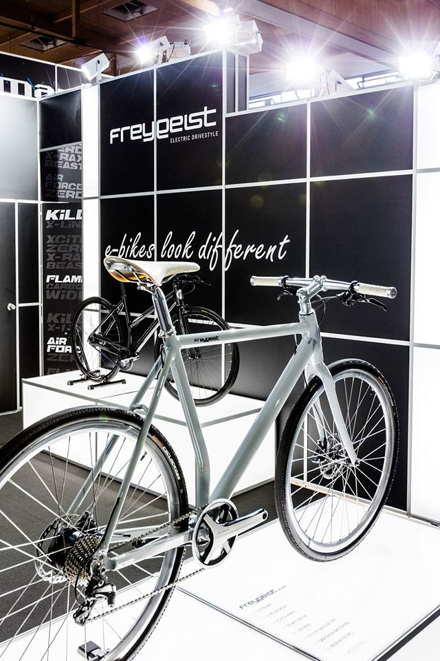 freygeist light electric bike