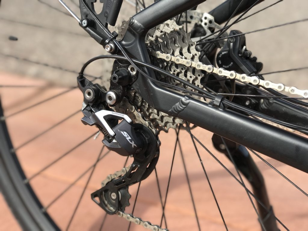 raleigh-misceo-ie-sport-electric-bike-shimano-derailleur