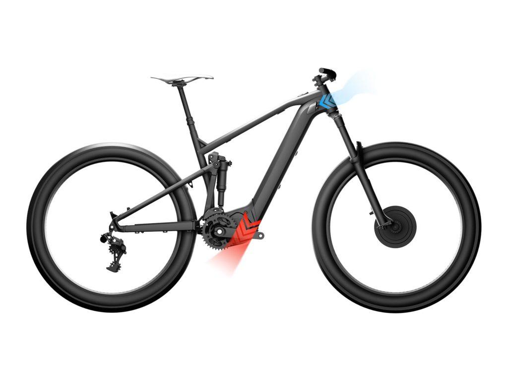 2017 Focus JAM² & BOLD² Electric Mountain Bikes & Extra
