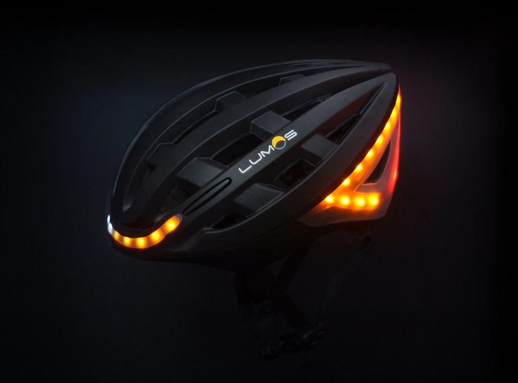 Lumos Smart Helmet Review Lights Turning Signals Brake