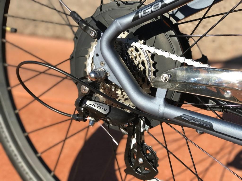 igo-explore-electric-bike-derailleur
