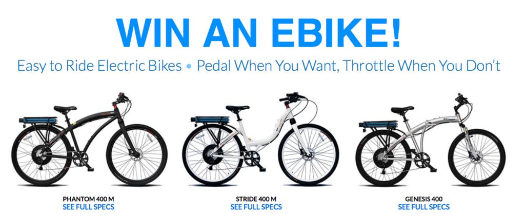 Ebike News Win An Ebike Tesla Fantic Izip Awd Ebike