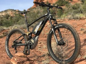 Fantic XF1 Casa electric mountain bike 1
