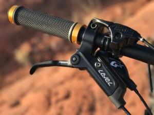 Fantic XF1 Casa electric mountain bike brake lever