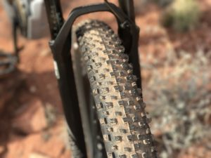 Fantic XF1 Casa electric mountain bike front tire