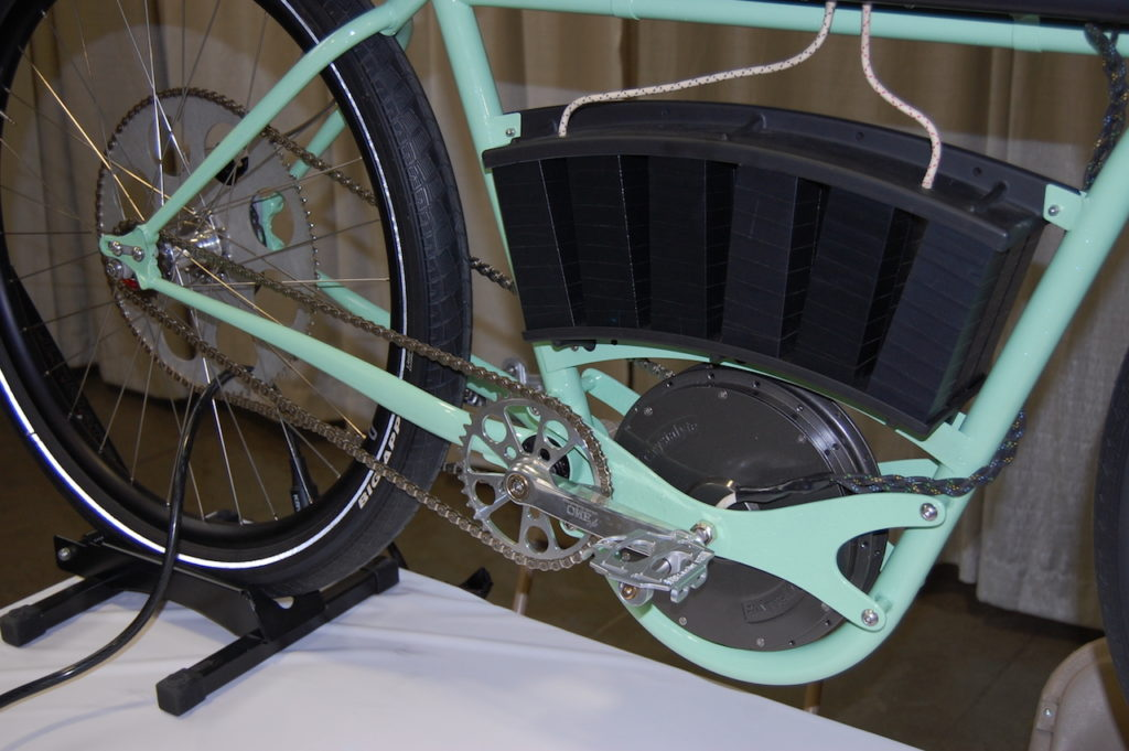 Maxwell Cycles electric bike 2