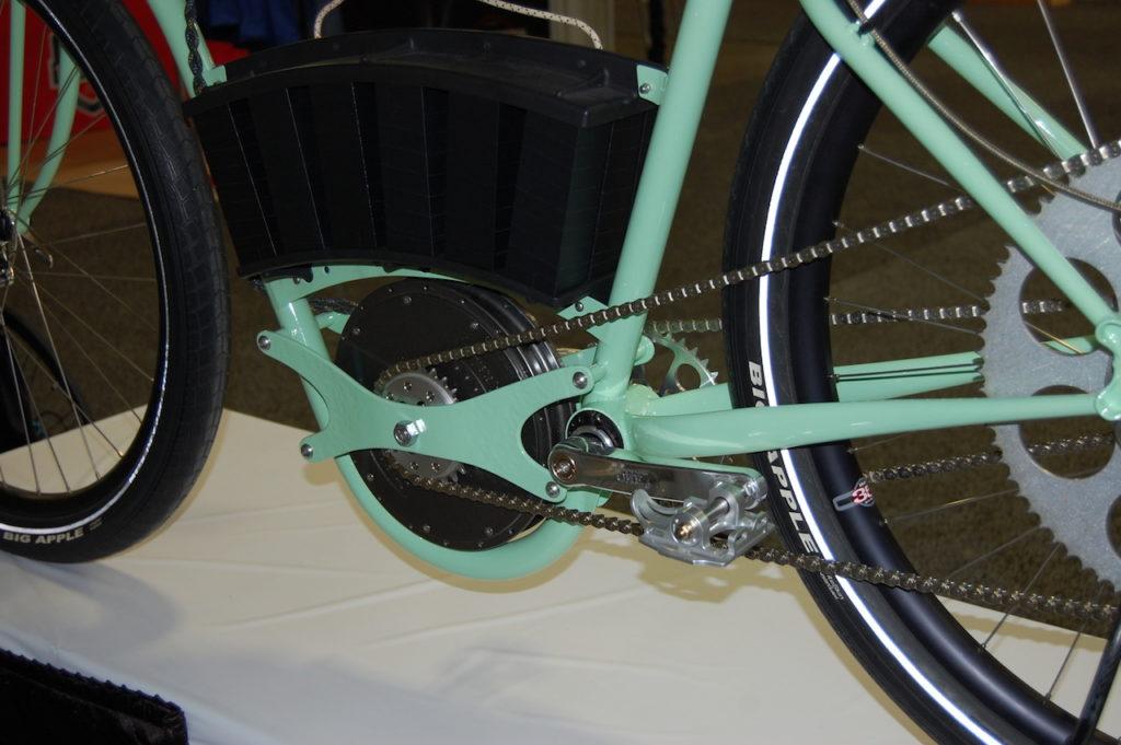 Maxwell Cycles electric bike 4