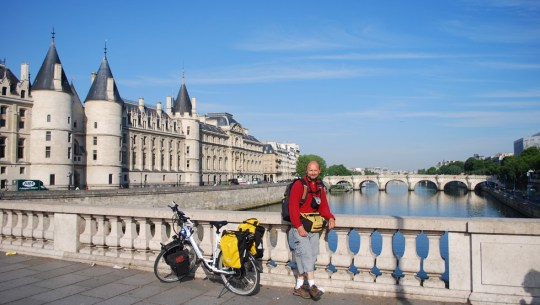 Trip Report: Touring France on an Electric Bike