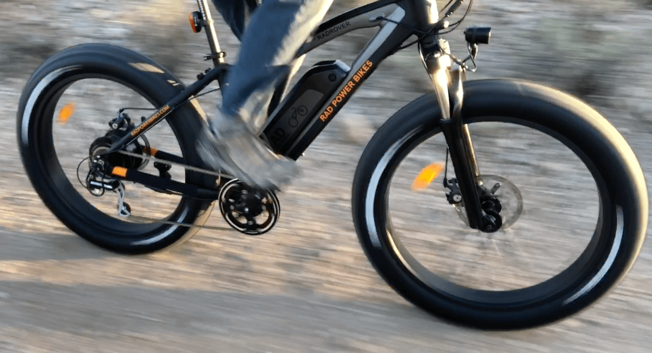 Rad Power Bikes RadRover Electric Fat Bike Review Part 2