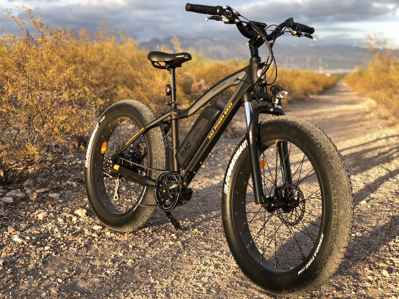 Electric Road Bike Reviews Prices Specs Videos Photos >> Rad Power Bikes Radrover Electric Fat Bike Review Part 1