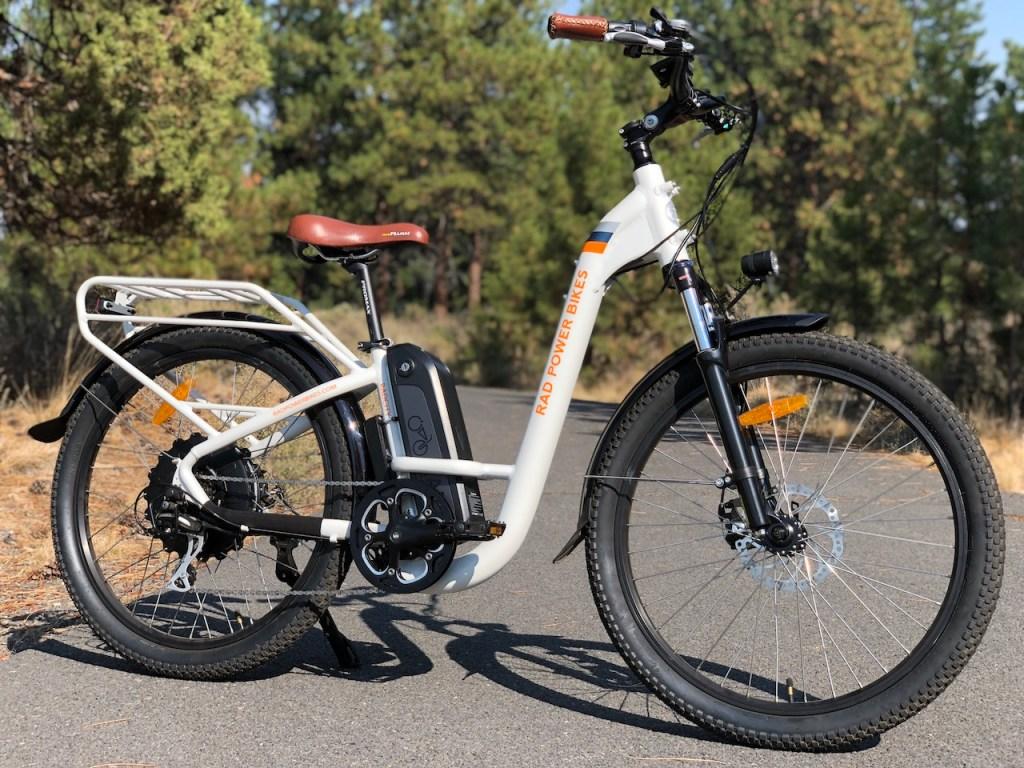 rad power bikes radcity step thru electric bike review. Black Bedroom Furniture Sets. Home Design Ideas